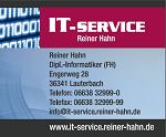 IT-Service Reiner Hahn